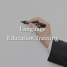 Language Educaion, Training